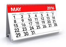 May 2016